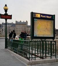 Parispontneuf