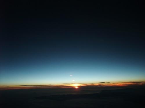 2010.7夕暮れフライト1