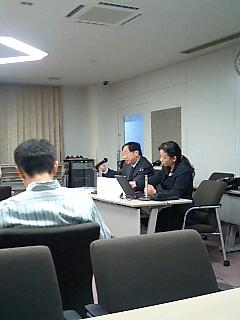 日中消費者紛争処理法シンポ3日目