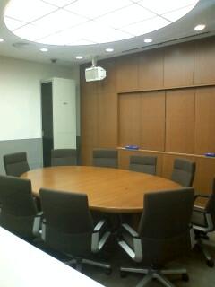 関西学院LSの和解室