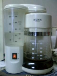 980円のコーヒーメーカー